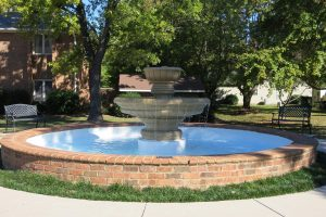 Fountain Manor Fountain